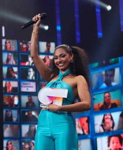 Nia se convierte en la ganadora de  'Operación Triunfo 2020'