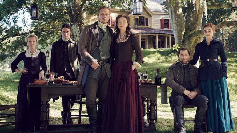 Outlander familia