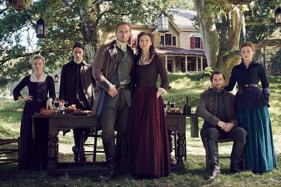 """""""Outlander"""" Temporada 6 –  Fecha de Estreno y todo lo que sabemos hasta ahora"""
