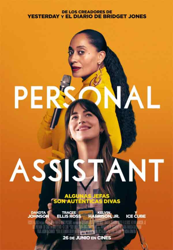 Tracee Ellis Ross y Dakota Johnson - Personal Assistant