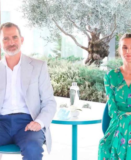 Los Reyes Felipe y Letizia llegan a Mallorca