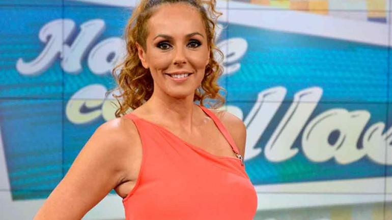 Rocío Carrasco- Hable con ellas © Telecinco