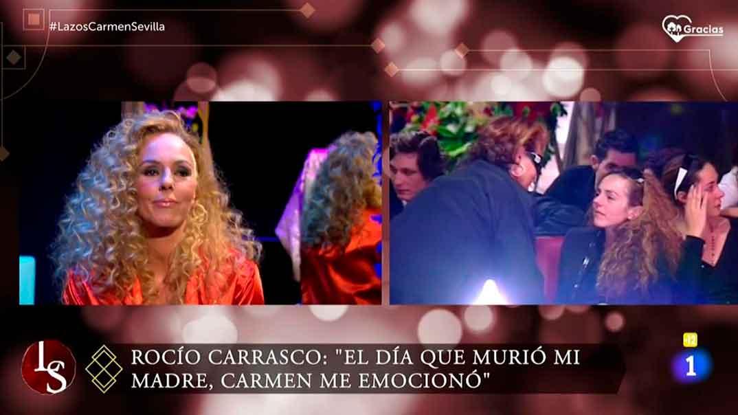 Rocío Carrasco - Lazos de sangre © RTVE