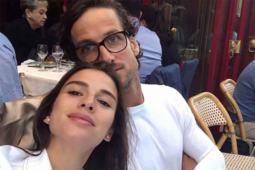 Feliciano López y Sandra Gago esperan su primer hijo