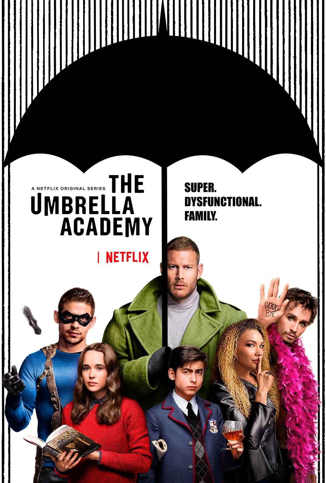 The Umbrella Academy © Netflix