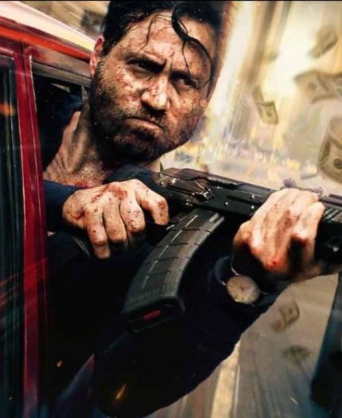 """""""Los últimos días del crimen"""" Accion y Thriller en el último estreno de Netflix"""