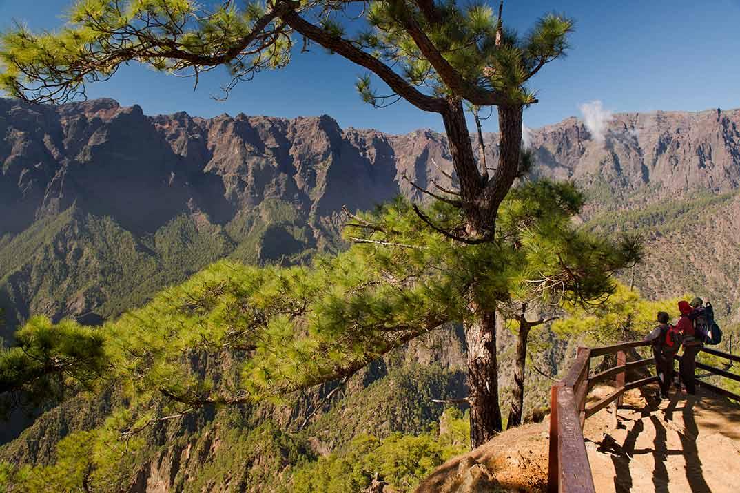 Miradores desde donde respirar el aire más puro de España