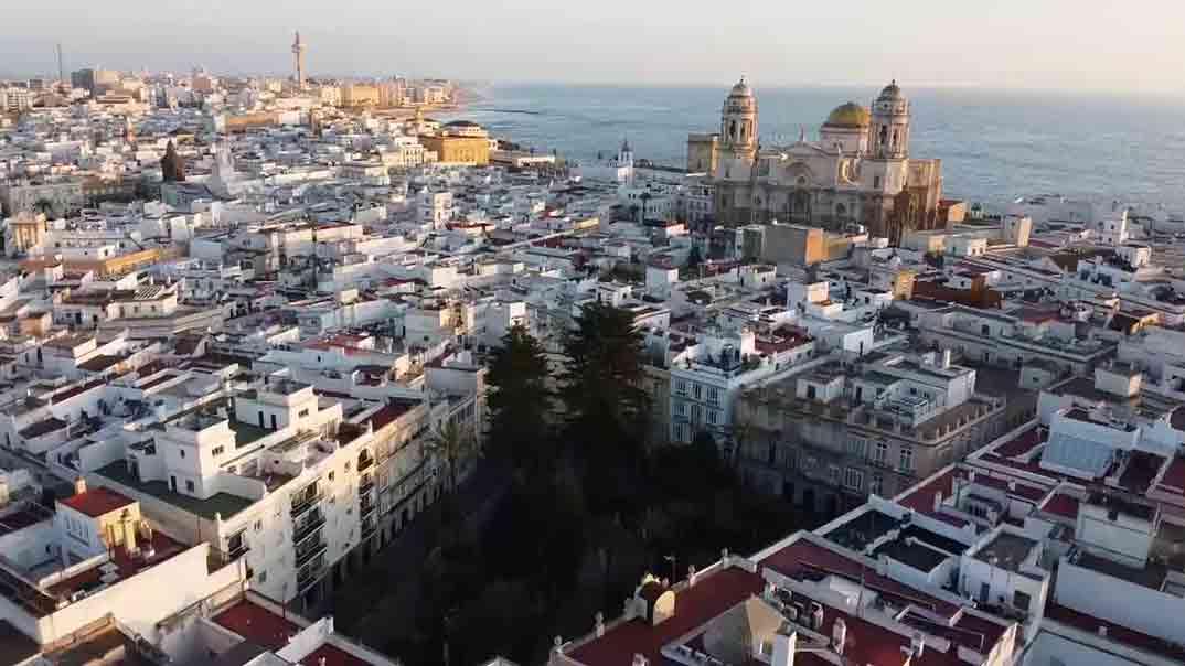 Viajeros Cuatro - Cádiz © Mediaset
