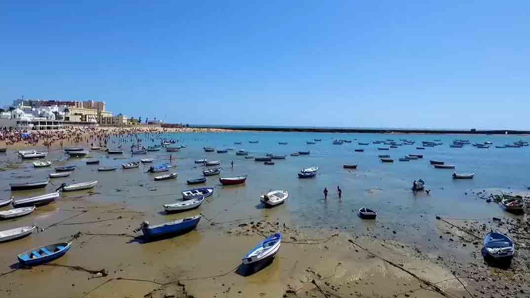 Viajeros Cuatro - La Caleta Cádiz © Mediaset