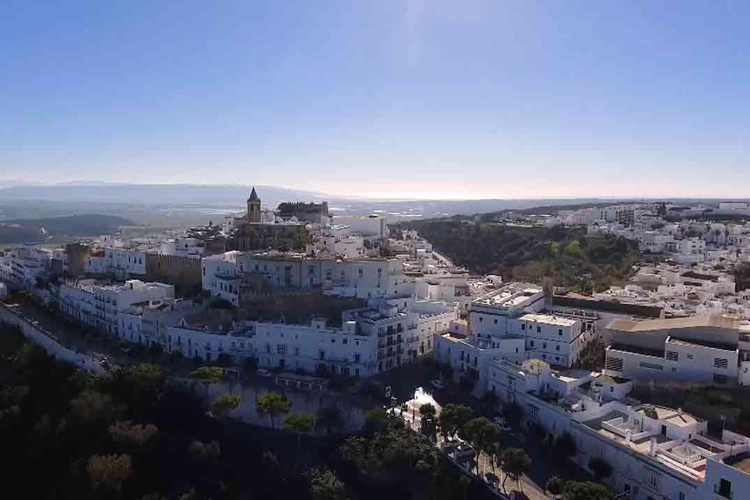 Viajeros Cuatro - Vejer de la Frontera - Cádiz © Mediaset
