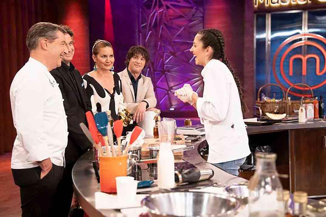 Ana Iglesias - Finalistas Masterchef 8 © RTVE