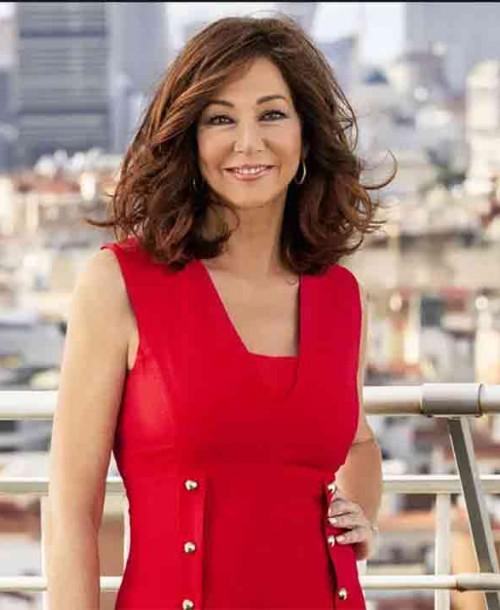 Ana Rosa Quintana en cabeza en la lista de los presentadores mejor pagados