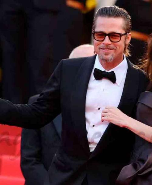 Angelina Jolie y Brad Pitt entierran, por fin, el hacha de guerra