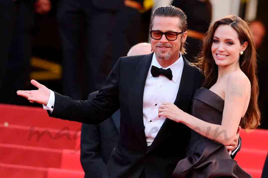 Brad Pitt consigue la custodia compartida de sus hijos