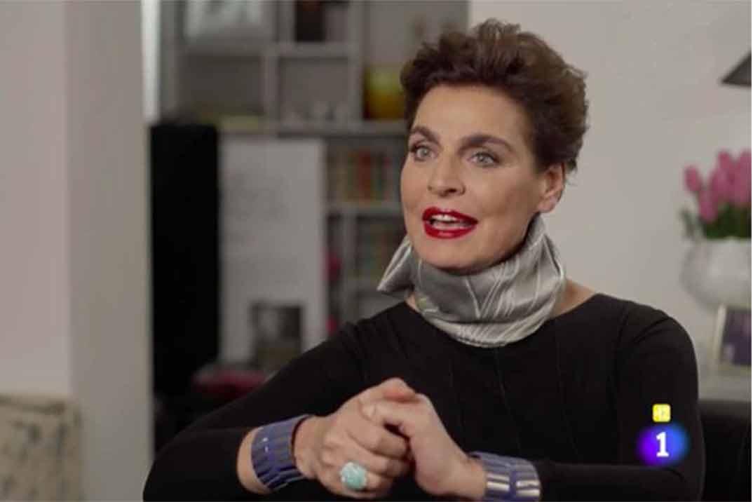 Antonia Dell Atte - Lazos de sangre © RTVE