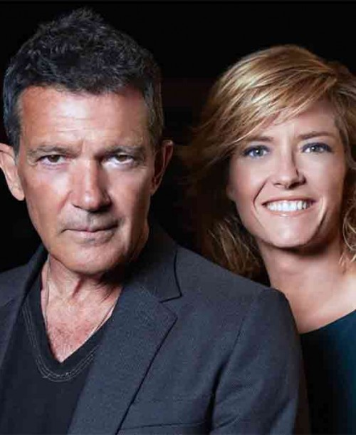 Antonio Banderas y María Casado presentarán los Premios Goya 2021