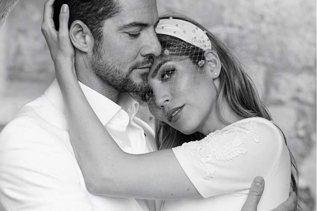 La romántica declaración de amor de David Bisbal a Rosanna Zanetti en su segundo aniversario