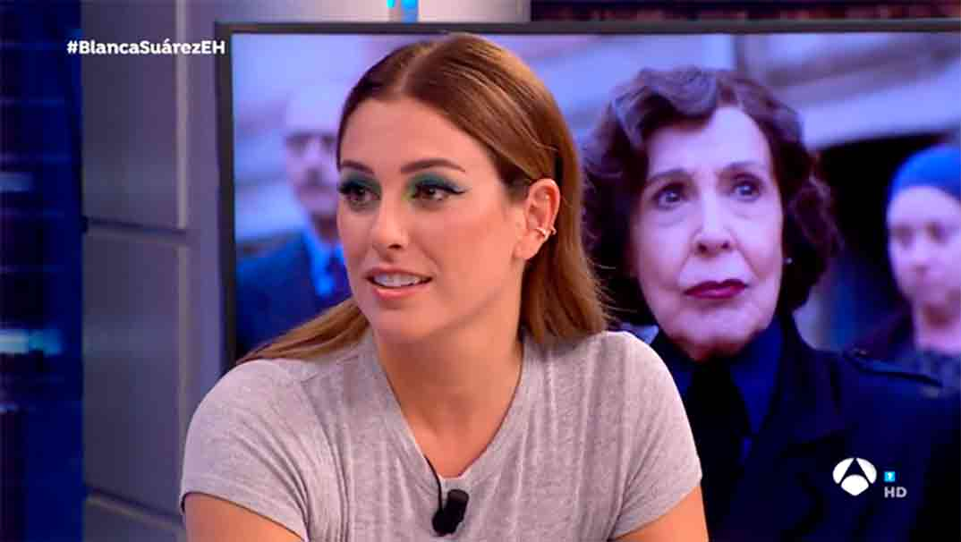 Blanca Suárez - El Hormiguero © Antena 3