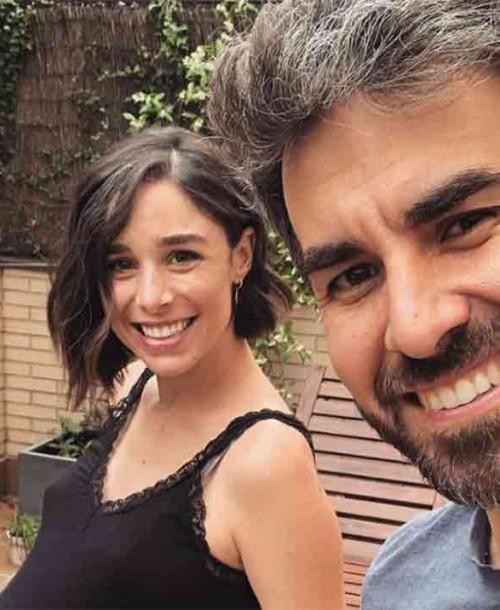Candela Serrat y Daniel Muriel ya son papás