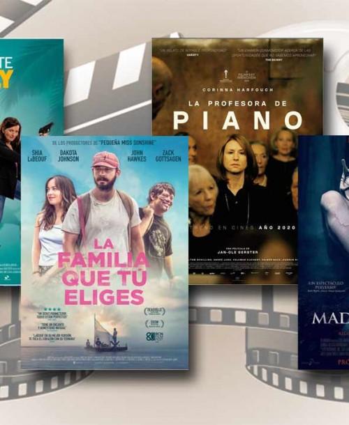 Estrenos de Cine de la Semana… 17 de Julio 2020