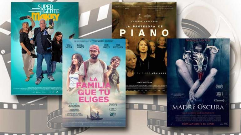 Estrenos cine 17 julio