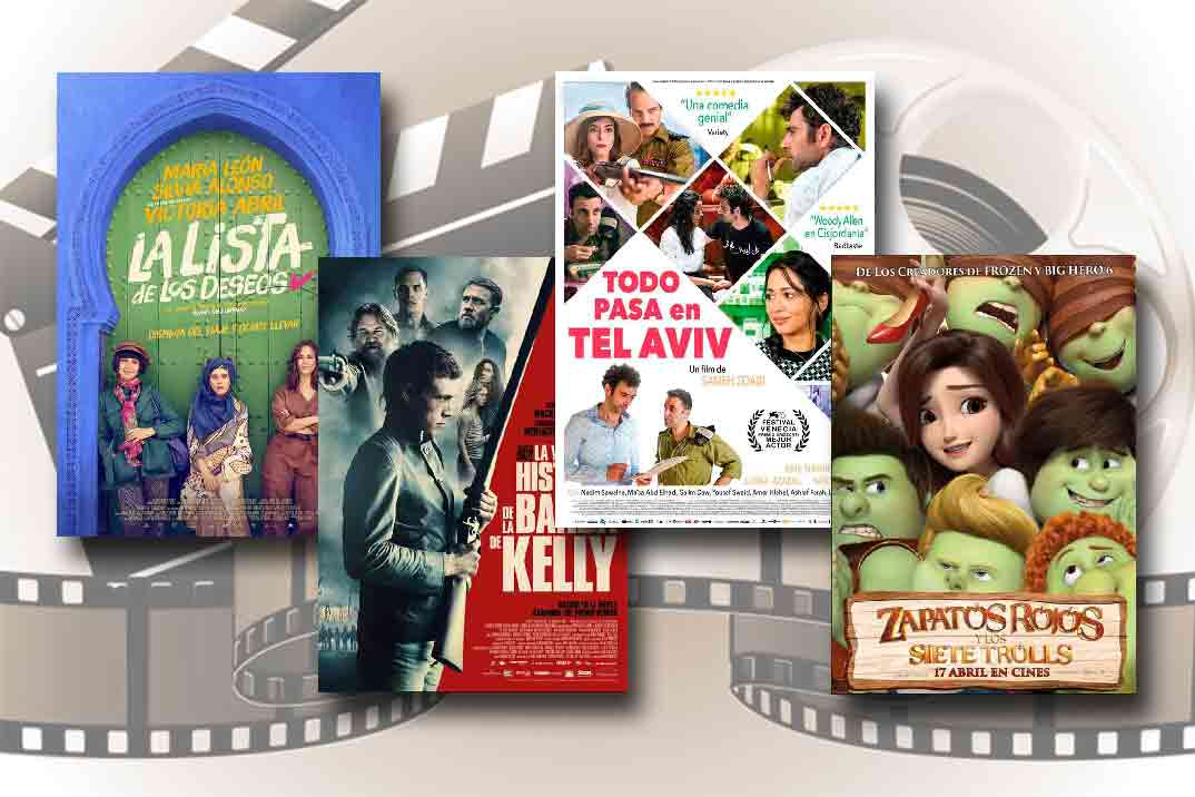 Estrenos de Cine de la Semana… 3 de Julio 2020
