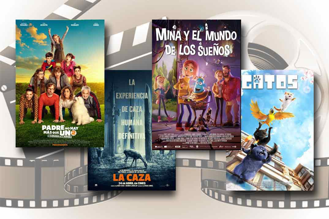 Estrenos de Cine de la Semana… 31 de Julio 2020