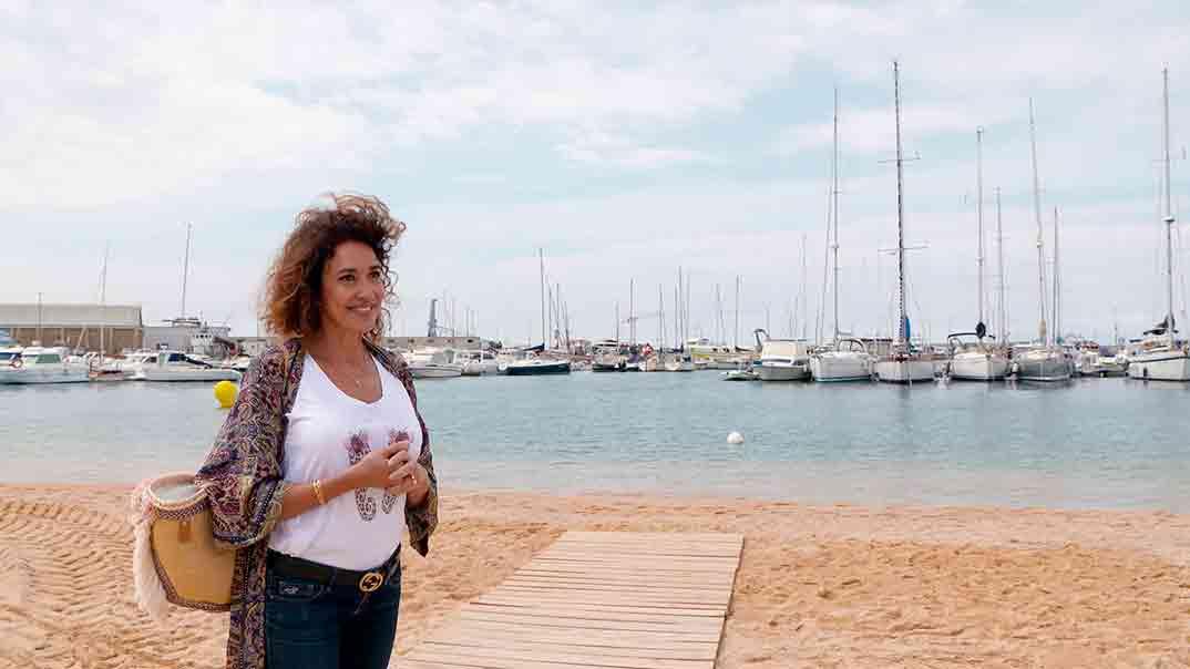 Elsa Anka - Costa Brava - Viajeros Cuatro © Mediaset