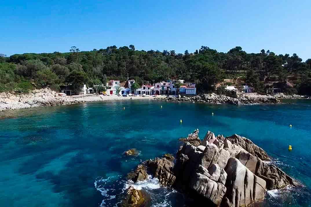 Costa Brava - Viajeros Cuatro © Mediaset