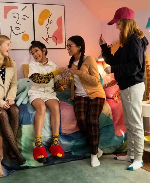 'El Club de las Canguro', estreno en Netflix