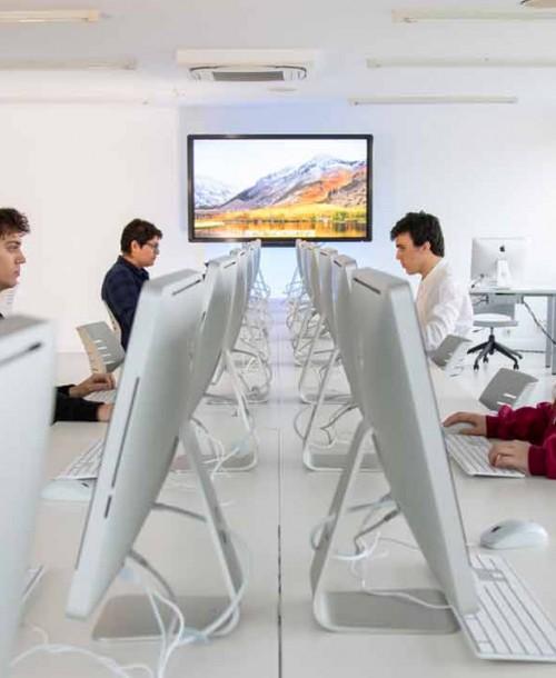 Diseño Gráfico y Multimedia, la profesión del futuro