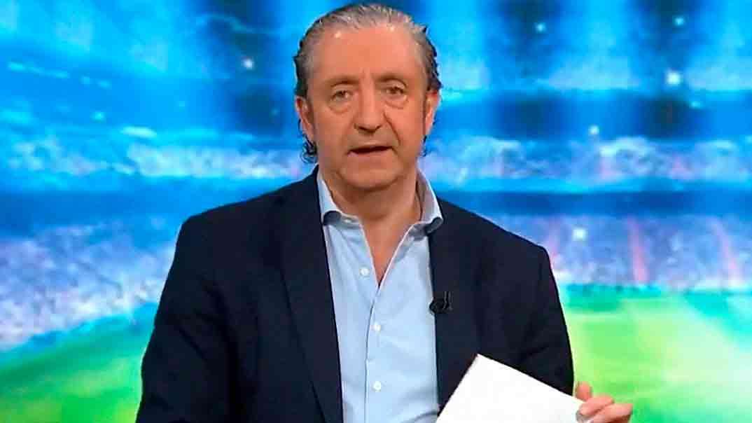 Josep Pedrerol -El Chiringuito