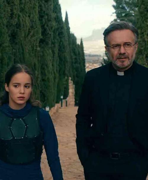 'La monja guerrera' llega a Netflix