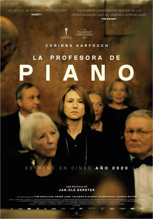 La profesora de piano