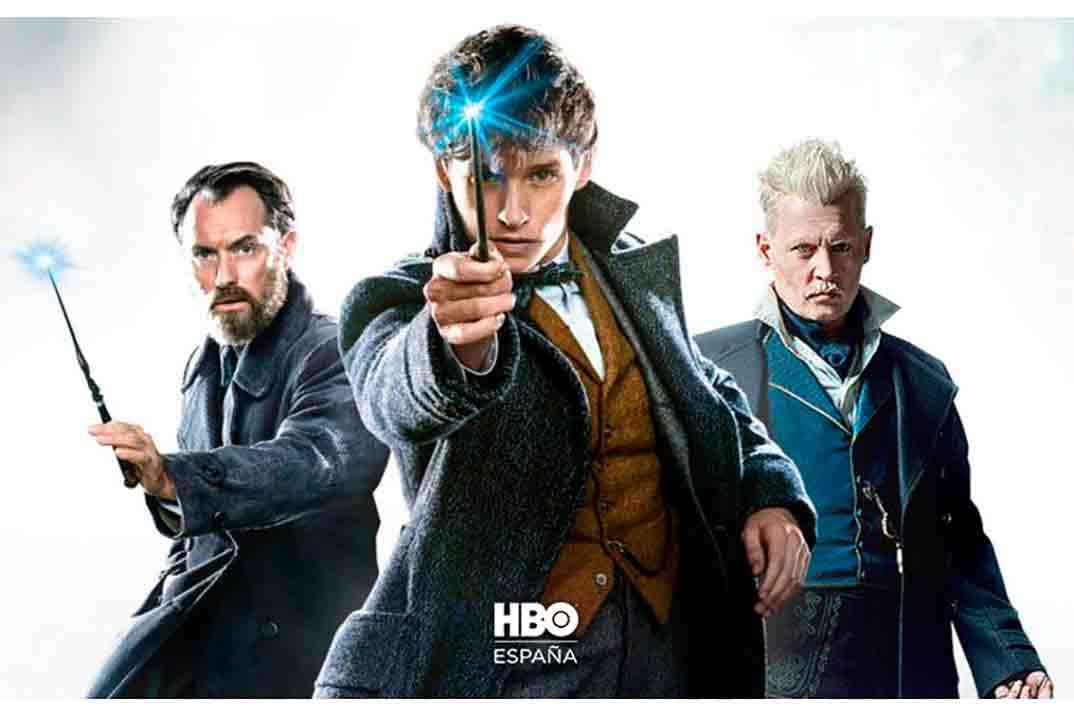 'Los crímenes de Grindelwald' – Fecha de estreno en HBO