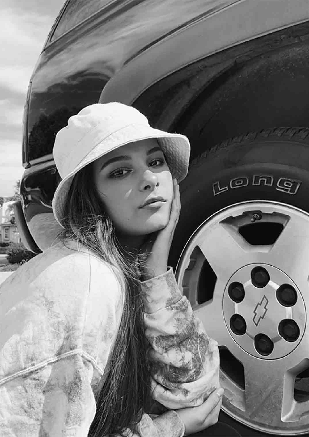 Manuela, hija Alejandro Sanz © Instagram