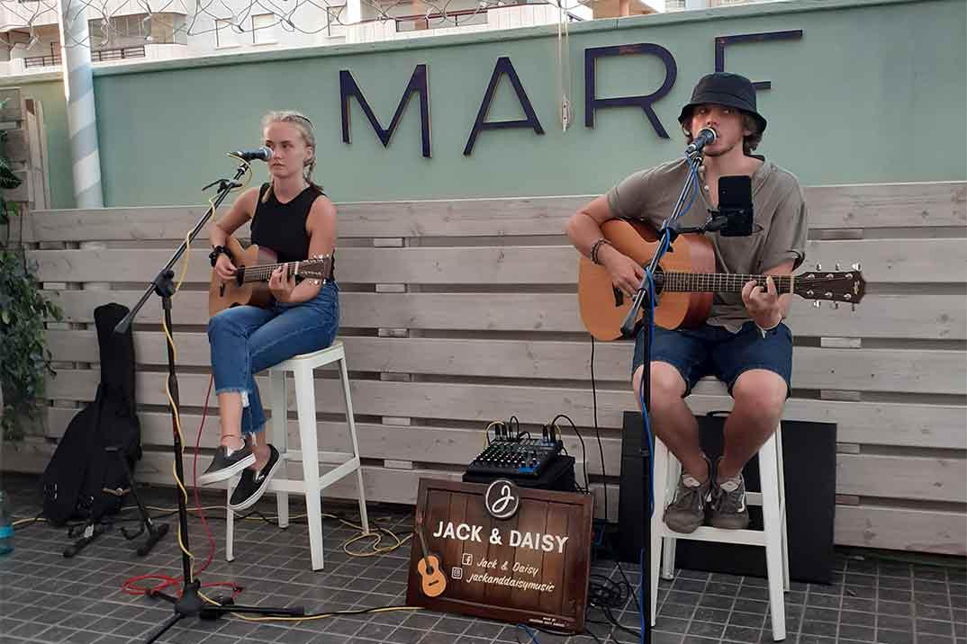 Mare Beach - Jack&Daisy