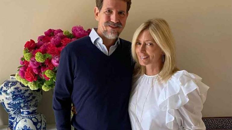 Marie Chantal y Pablo de Grecia © Redes Sociales