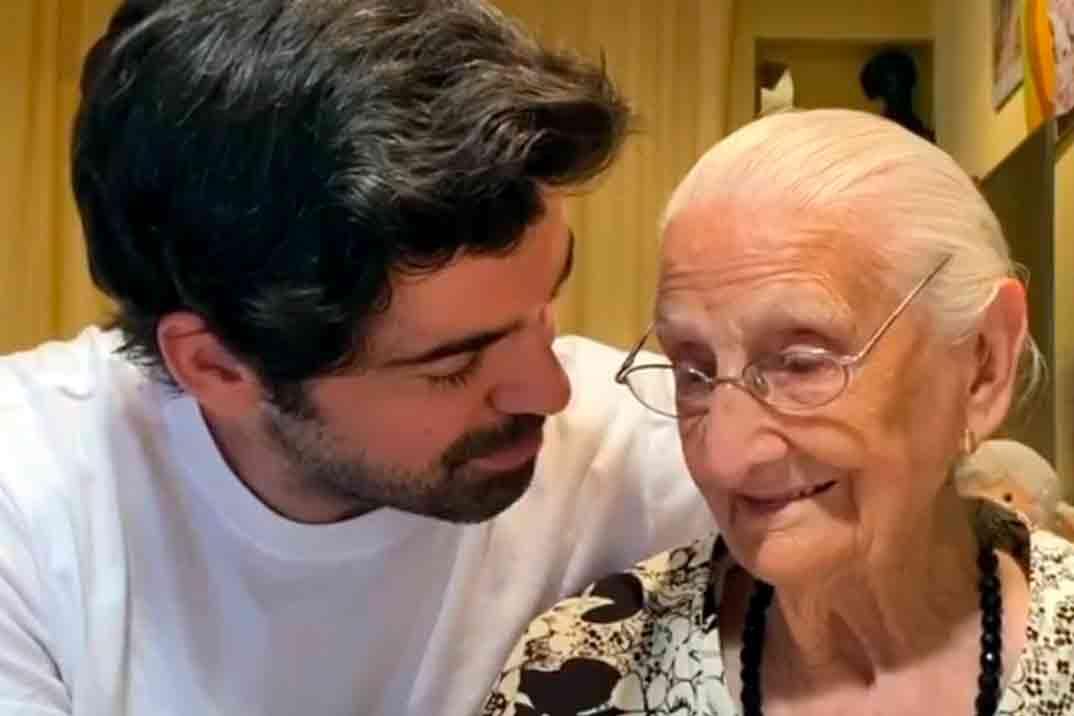 Las lágrimas de Miguel Ángel Muñoz al despedirse de la  'CuarenTATA'