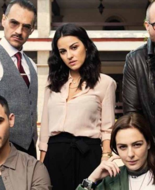 """Oscuro deseo"" la nueva serie mexicana llega a Netflix"