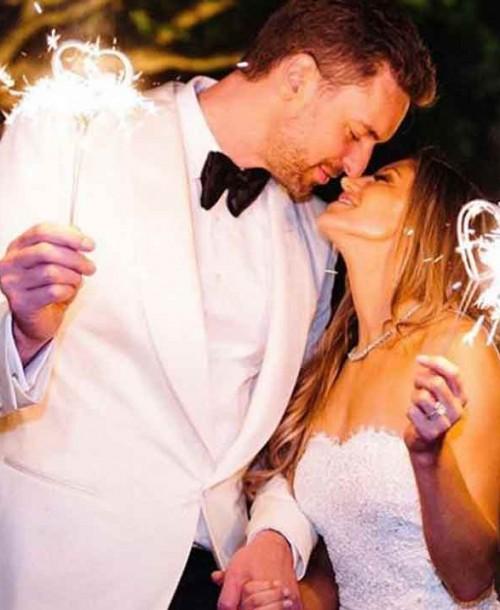 Pau Gasol y Catherine McDonnell esperan su primer hijo