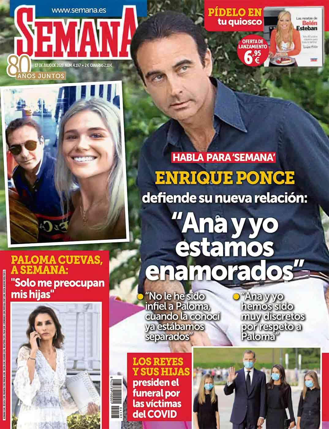 Enrique Ponce - Revista Semana