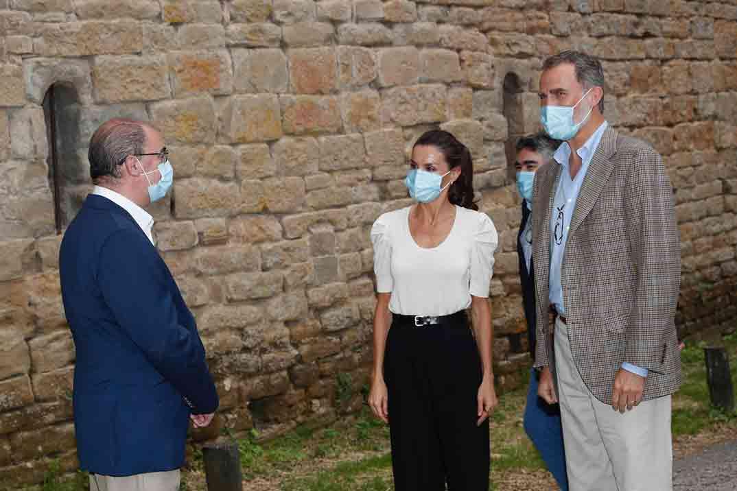 Así ha sido la visita de los Reyes a Aragón