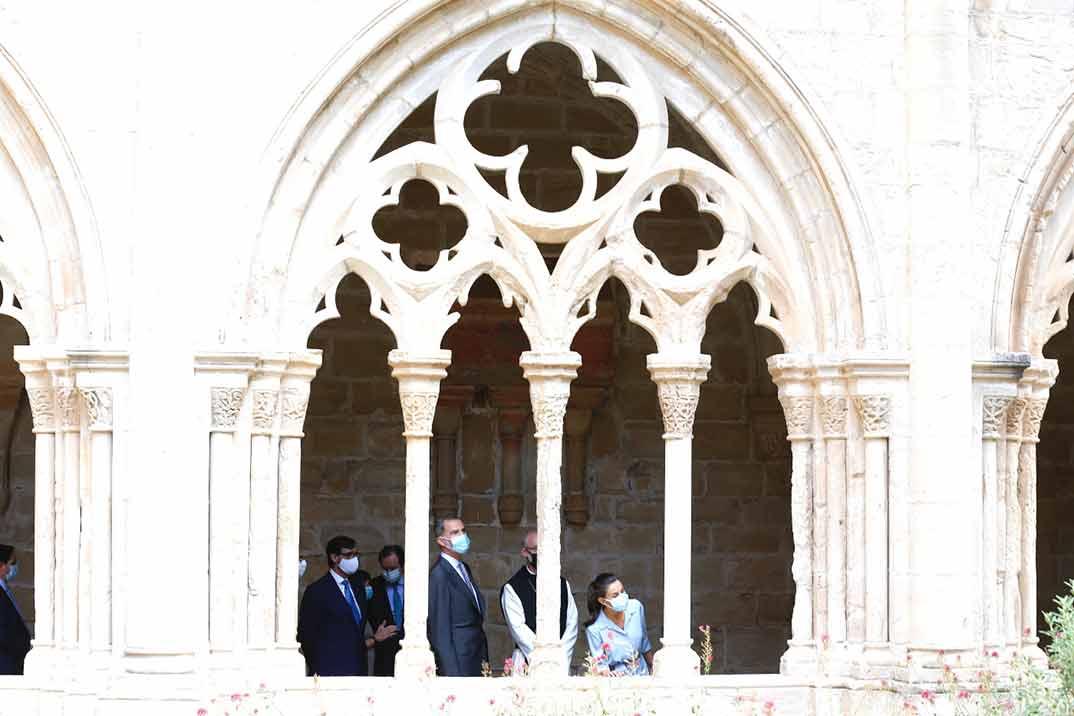 Reyes Felipe y Letizia - Comunidad Autónoma Cataluña © Casa S.M. El Rey