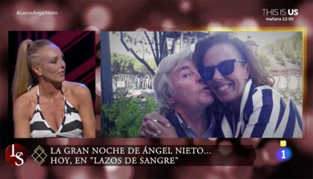 Rocío Carrasco - Lazos de sangre - RTVE
