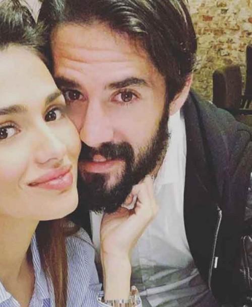 Sara Sálamo e Isco Alarcón esperan su segundo hijo
