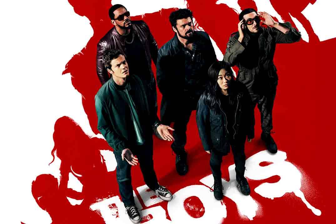 'The Boys' – Estreno de la Segunda Temporada en Amazon Prime