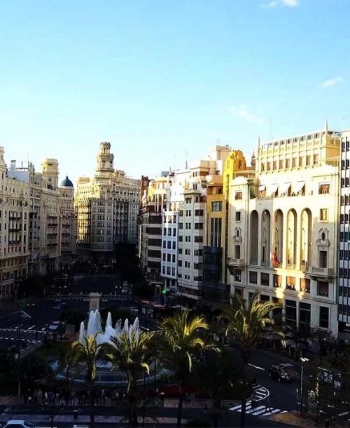 Valencia, próxima parada de 'Viajeros Cuatro'