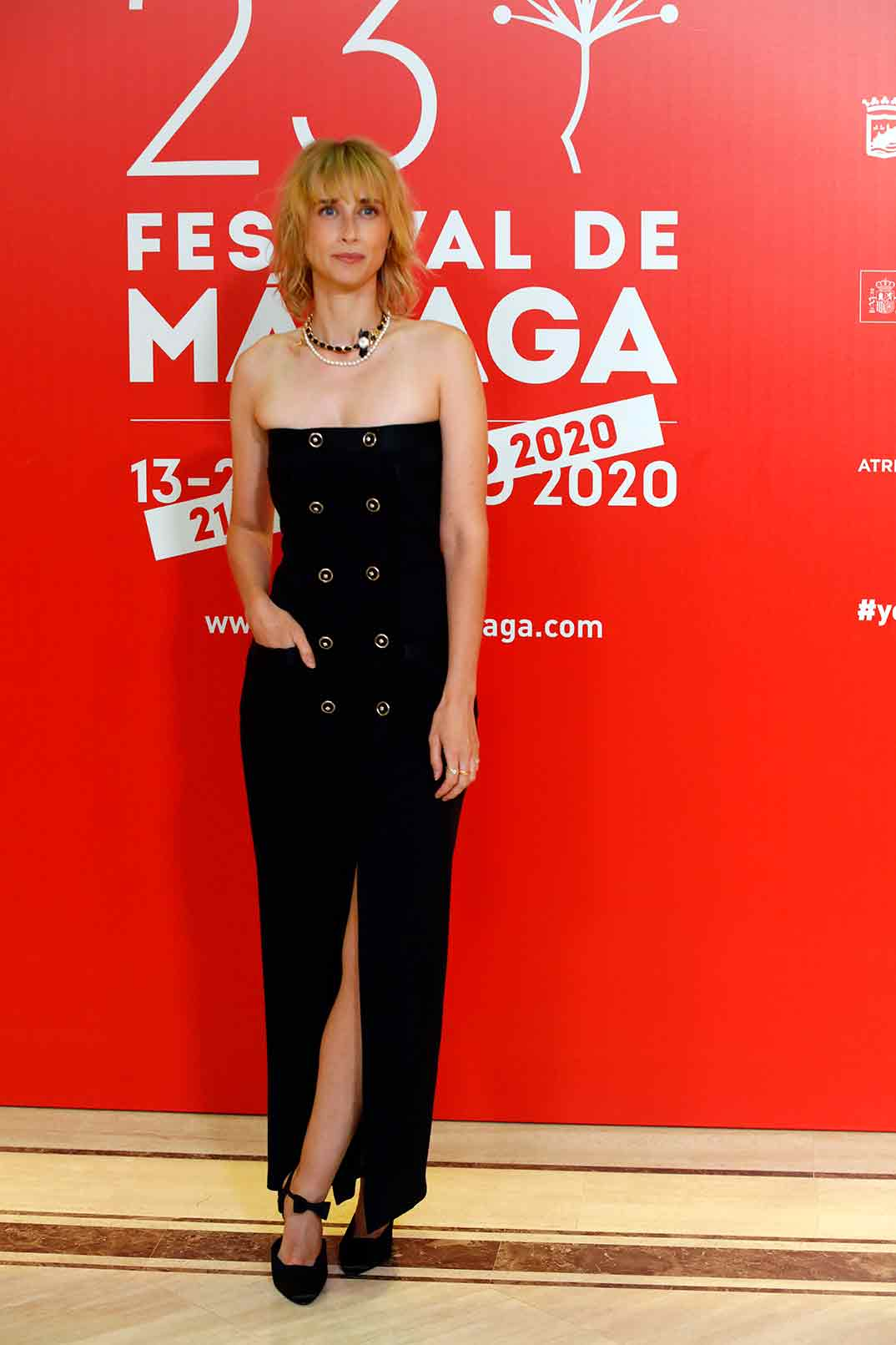 Ingrid Garcia-Jonsson © Festival de Cine de Málaga 2020