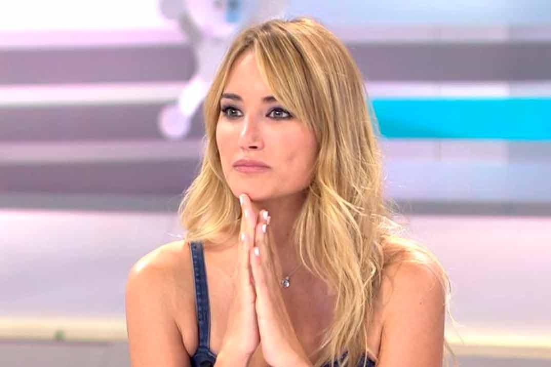 Alba Carrillo - Viva la vida © Telecinco